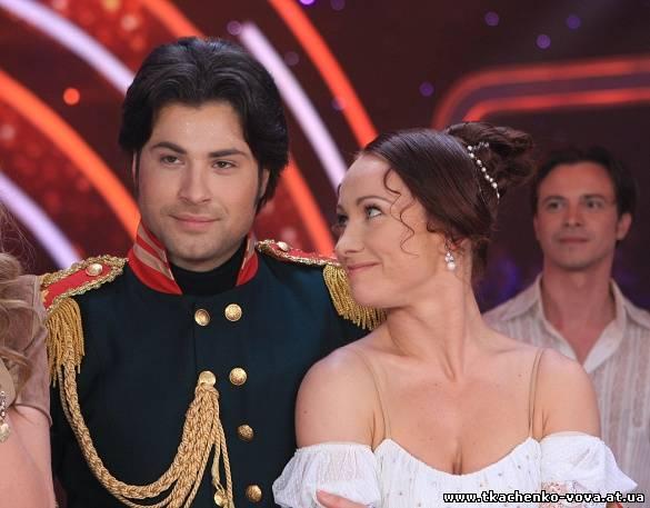 Владимир Ткаченко и Ирина
